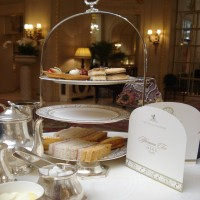 afternoon tea the ritz london stand menu