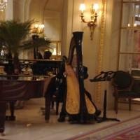 harpist the ritz london entertainment