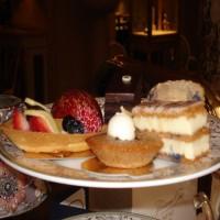 cream cakes ritz london