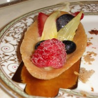 affternoon tea fruit boat the ritz london