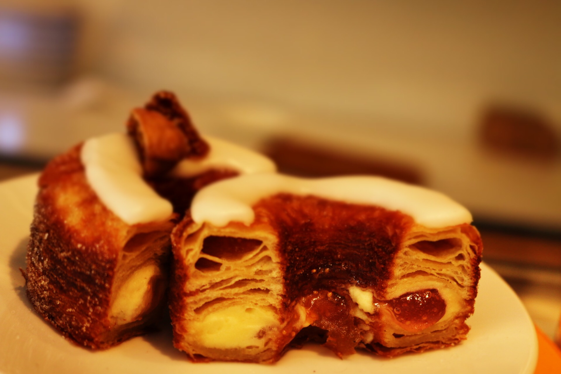 dominique ansel bakery tokyo japan cronuts fig jam sake
