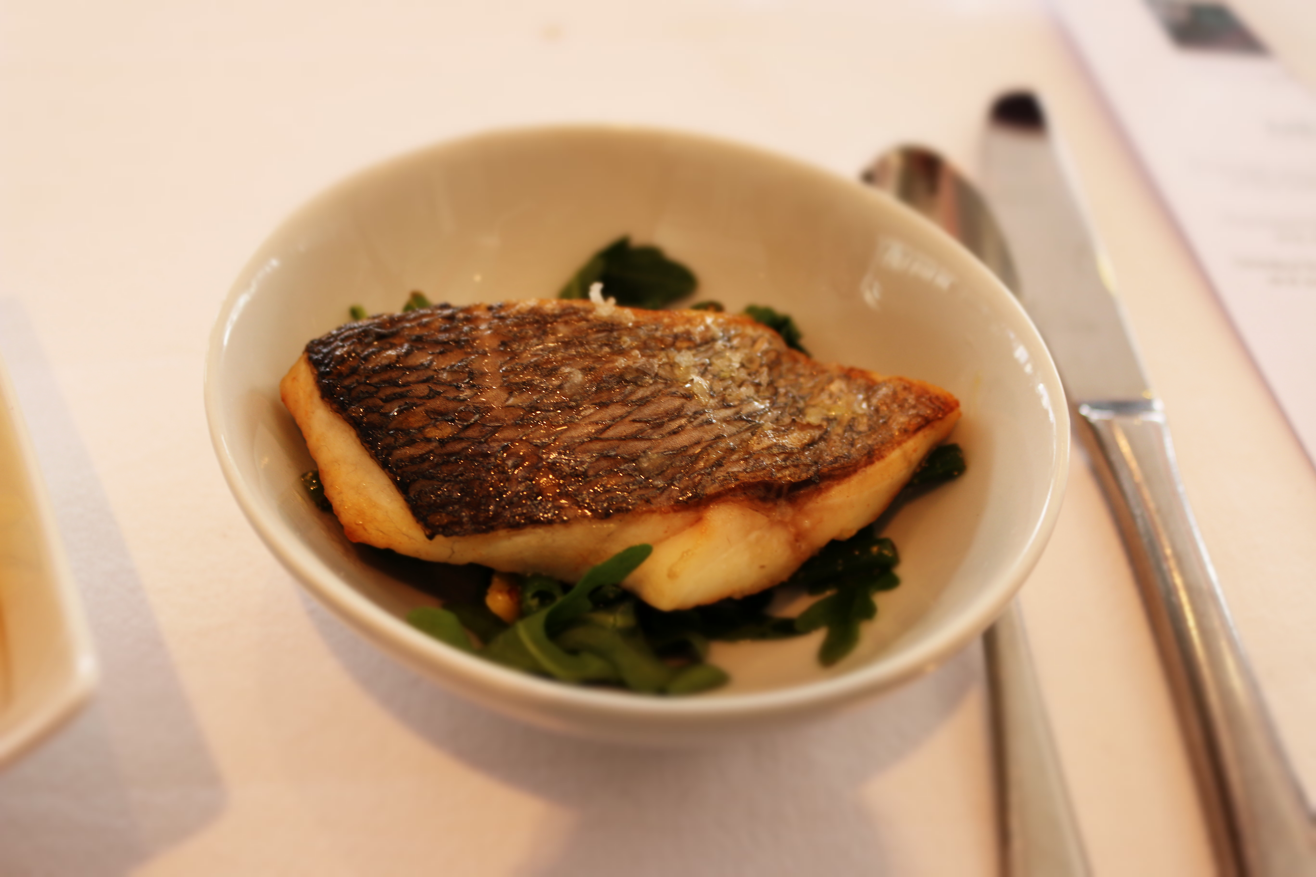 the mermaid venue fish main course food review