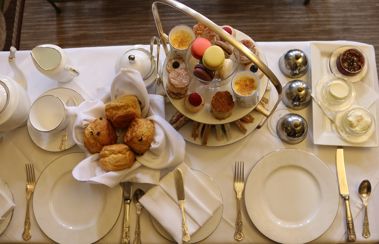 Afternoon Tea At The Draycott Hotel Chelsea