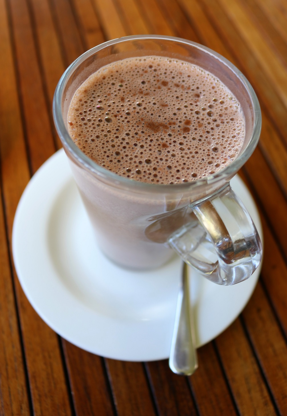 Boucan Hotel Chocolat St Lucia Hot chocolate cup