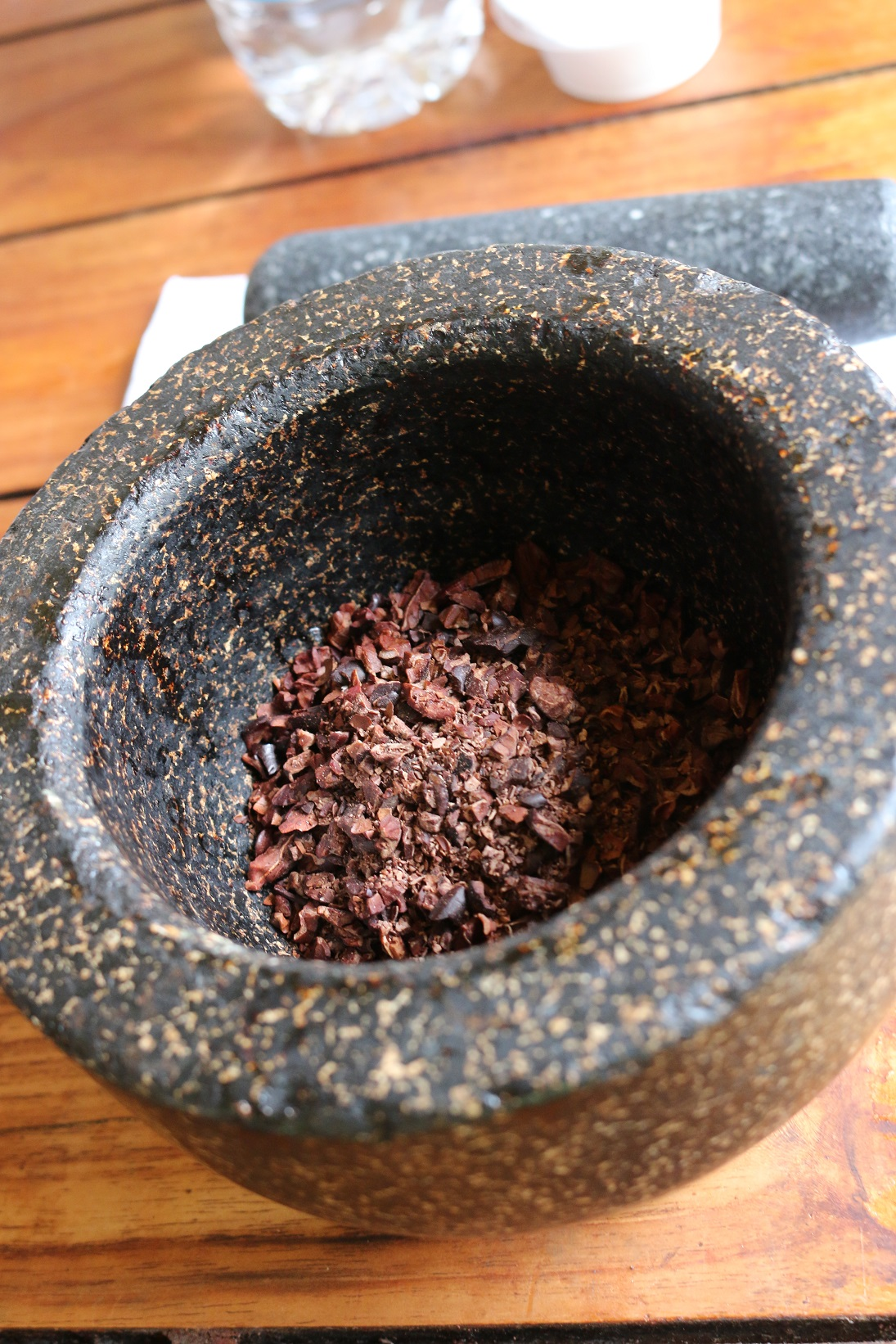 Hotel Chocolat chocolate making Rabot Estate St Lucia Bean to Bar