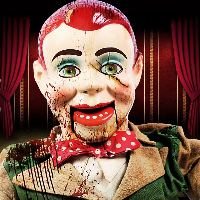 London's Halloween Special at The London Bridge Experience & London Tombs