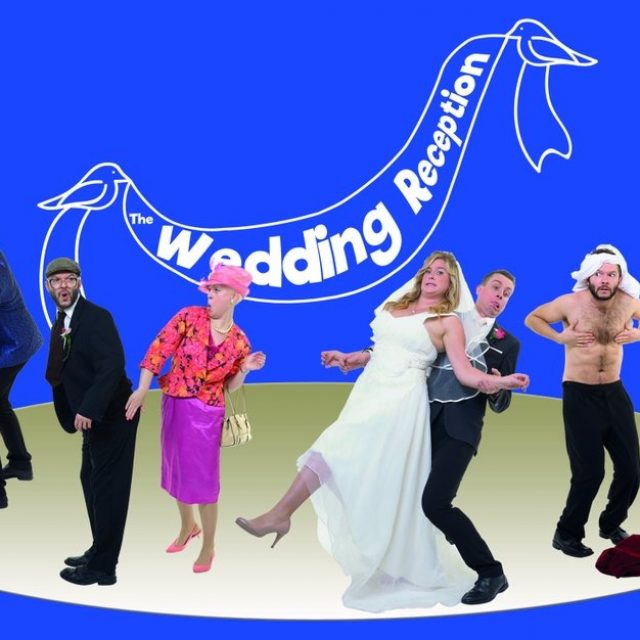 "Ended-Win 2 Tickets for Immersive Theatre Show ""The Wedding Reception"""