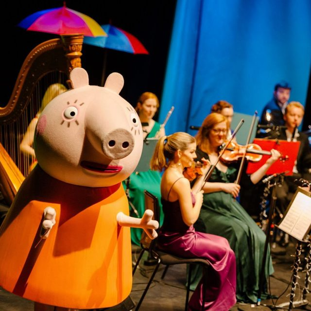 Peppa Pig- My First Concert
