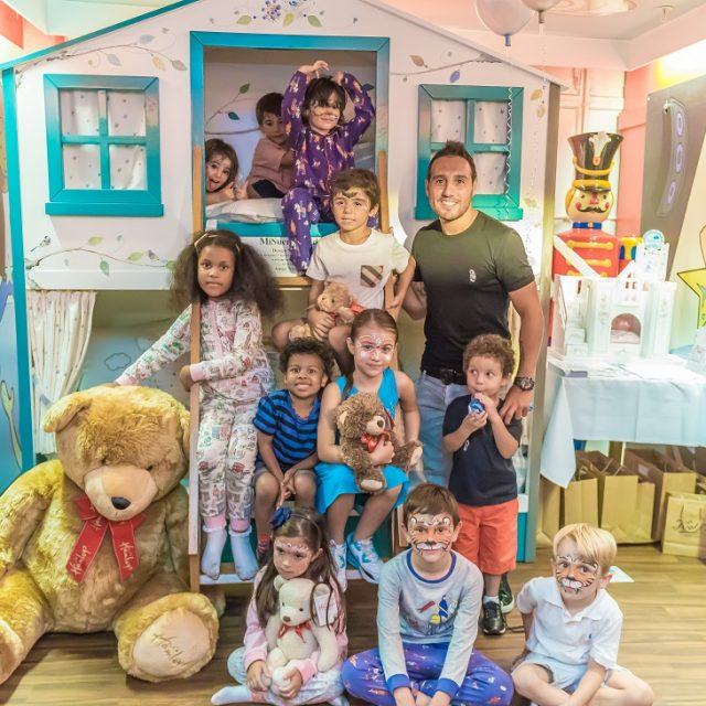 The Best Kid's Party Ever – The Dream Sleepover Experience at Hamleys