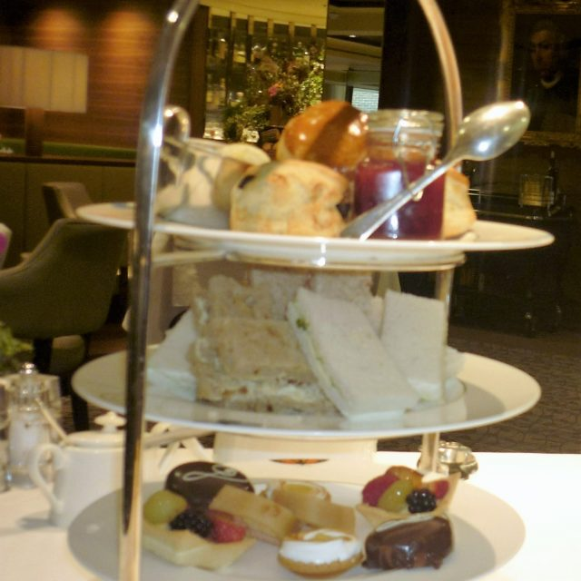 Afternoon Tea at Hilton Syon Park