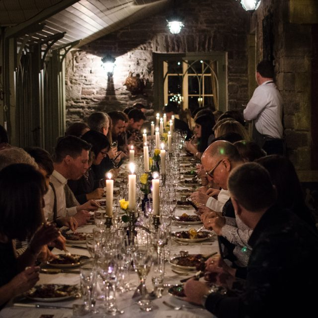 Dinner Parties at Dewsall Court with Masterchef Ping Coombes