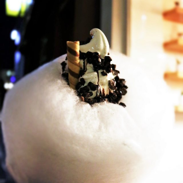 The Candy Floss and Ice Cream Dream at Milk Train