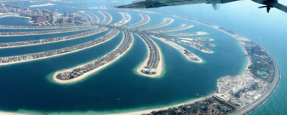A Scenic Flight over Dubai with Seawings