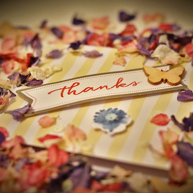 A Box Full of Thanks for Your Bridesmaids and Groomsmen