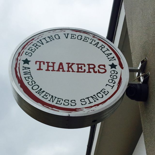 Thakers Indian Street Food, West London