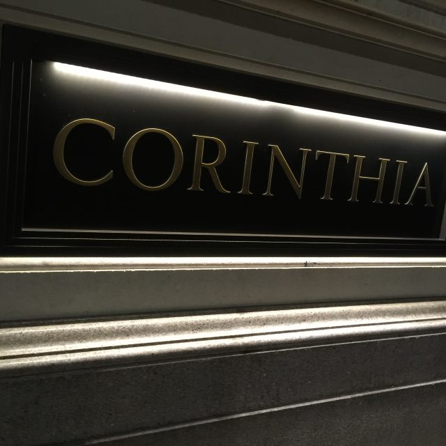 The Corinthia Hotel, London